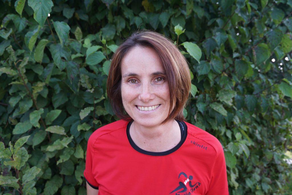 Anna, unsere Kidstrainerin