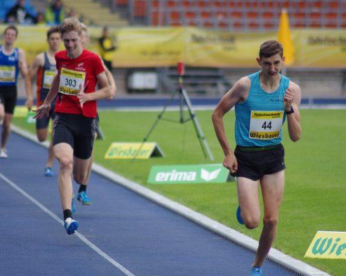 Fabio Fister wird Österreichischer Meister