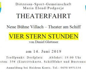 Theaterfahrt 2019