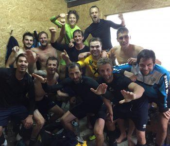 Karawankencup – 1. Spiel & 1. Sieg
